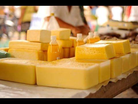 Requeijão Cremoso Caseiro (2  ingredientes) Rumo a 1 milhão de views - YouTube