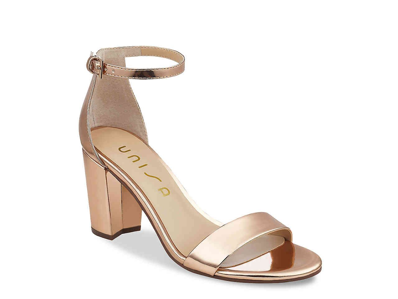 360c9cabfcd Unisa Daicy Sandal in Rose Gold from DSW
