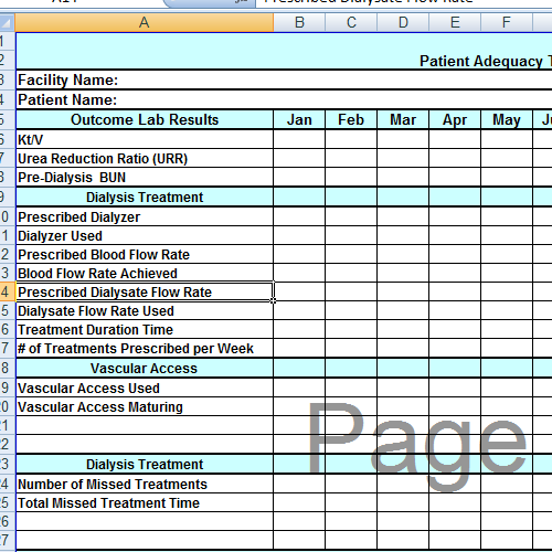 medical referral tracking spreadsheet business templates