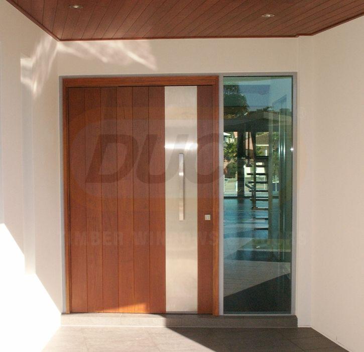 Photos of Timber Pivot Doors   Duce Timber Windows \u0026 Doors & Photos of Timber Pivot Doors   Duce Timber Windows \u0026 Doors   house ...