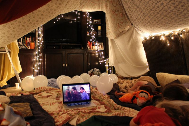 Diy Blanket Fort Party Bunk Bed Designs Beds