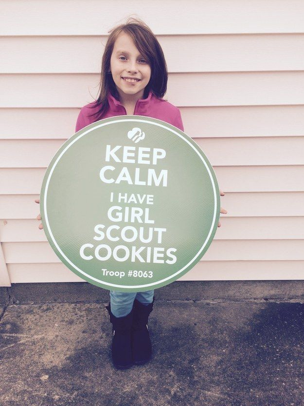 Meet Stormi, a 9-year-old Girl Scout living in Herrin, Illinois. She loves hiking, camping, and playing tag with her new friends in the Girl Scouts.