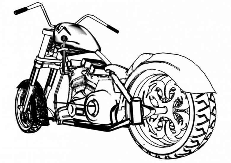 Auto Motorrad 11 Ausmalbilder | Auto Hd Wallpapers | Pinterest ...