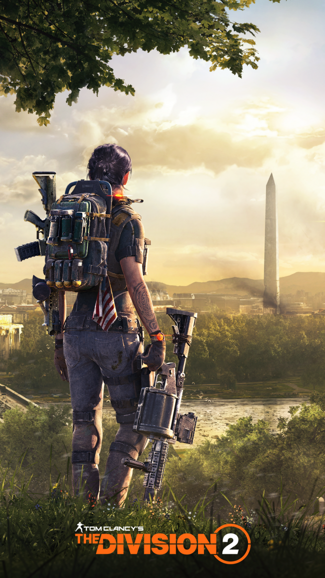 Tom Clancy S The Division 2 Artwork Tom Clancy The Division Call Of Duty Black Ops 3 Tom Clancy