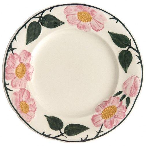 Villeroy Boch Wildrose Plate Vaisselle Porcelaine