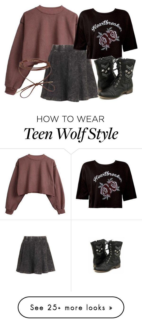 Kira inspired outfit teen wolf