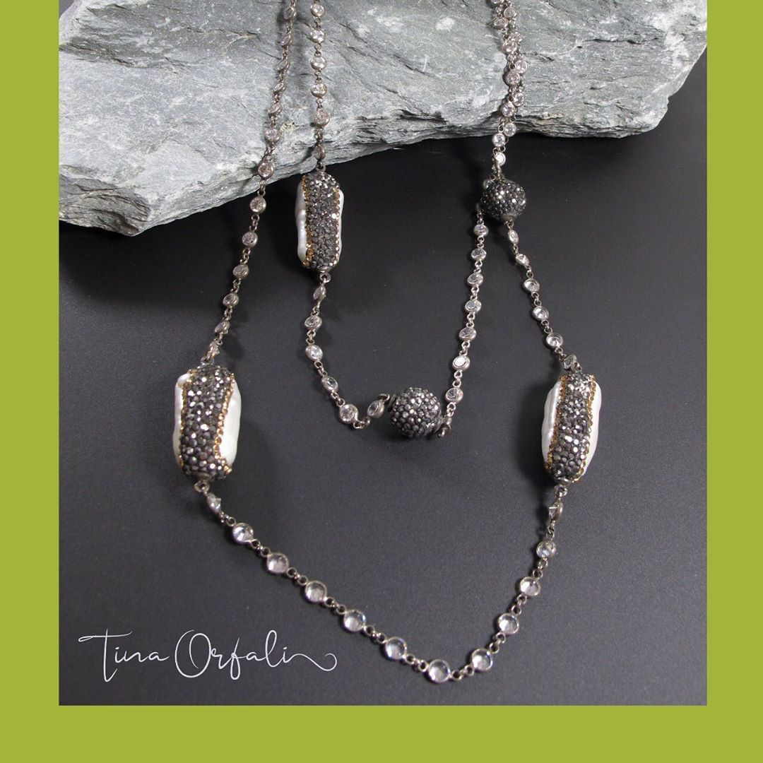 Elegance is the only beauty that never fades  #tinaorfali #tinaorfalitheartist #handmadejewelry #necklace #pearlnecklace #silver #passionjewelry #style #lovejewels #jewellerylover #pearls #jewelry #jewelrydesign #elegance #love #passion #lovejo #photooftheday #amman_jordan #loveart #fashion #Amman #Jordan #Lebanon #Dubai #UAE #GCC #Iraq #Baghdad #london #ammanjordan Elegance is the only beauty that never fades  #tinaorfali #tinaorfalitheartist #handmadejewelry #necklace #pearlnecklace #silver #p #ammanjordan