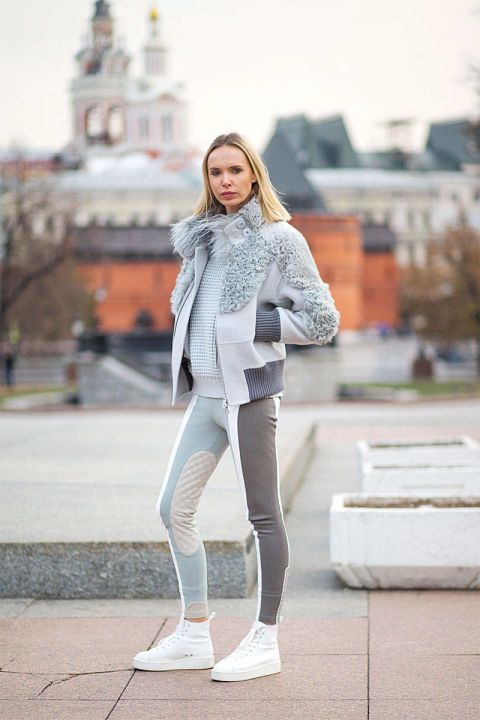 #StreetStyle #MBFWRussia #fashion