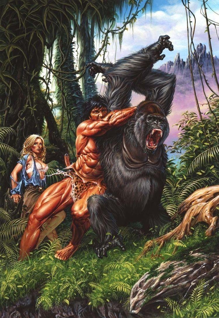 Pin By Jose Joaquin Sandi Morales On Comics Hq Tarzan Of The Apes Tarzan Art