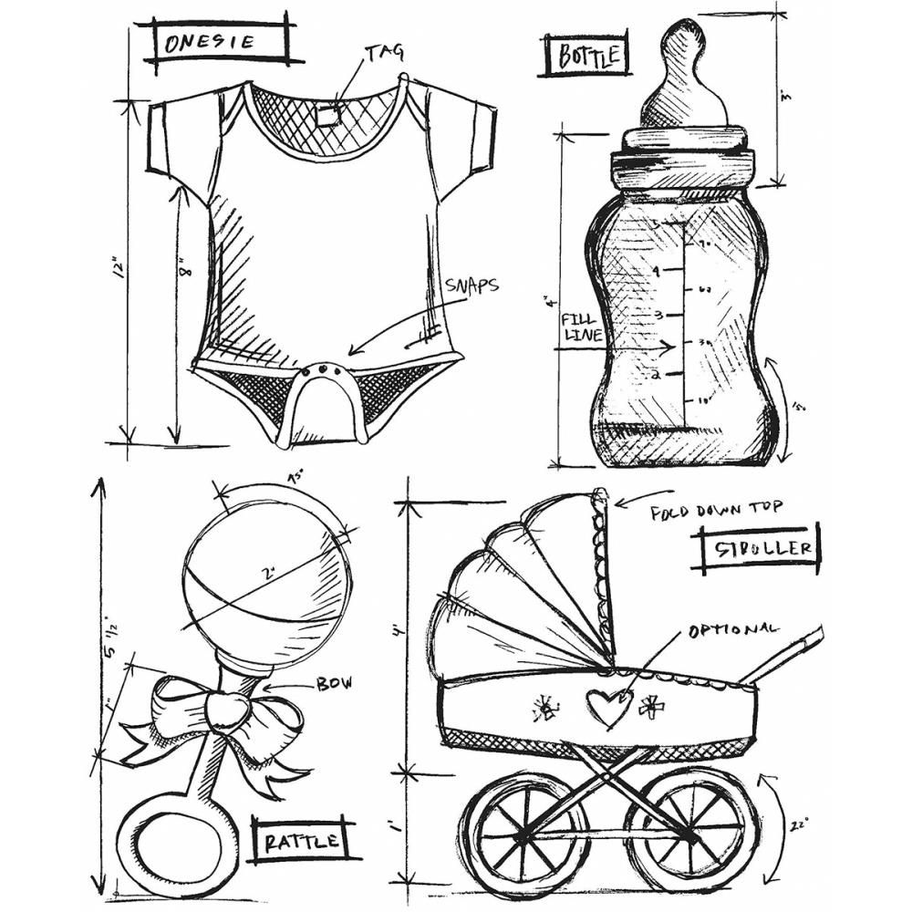 tim-holtz-rubber-stamps-baby-blueprint-cms228-15519-p.jpg (1000×1000)