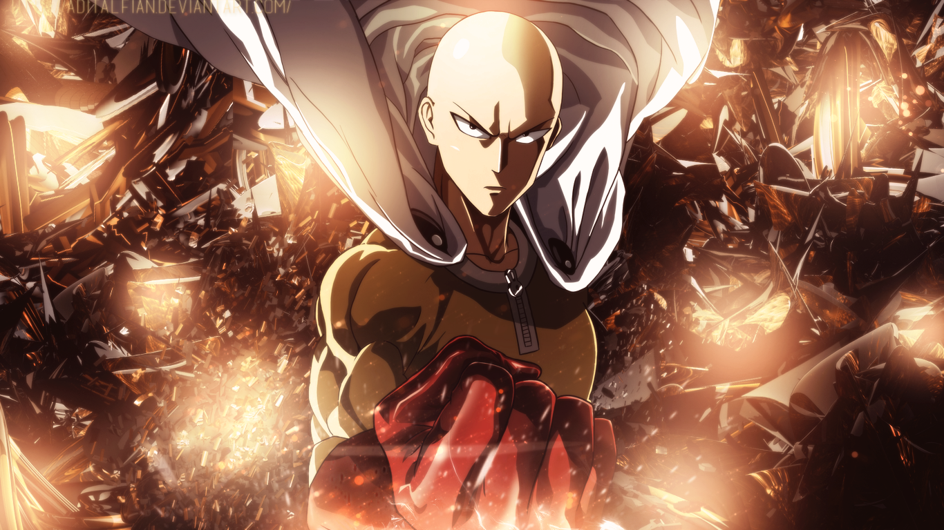 One Punch Man 17 ww Pinterest