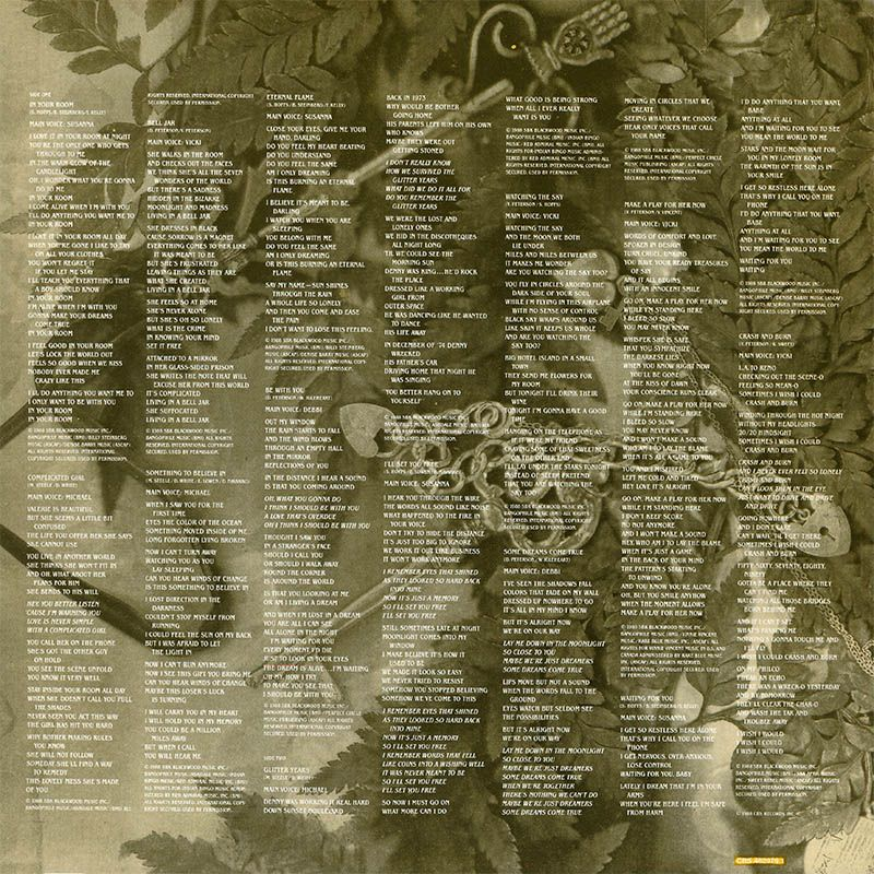 "Album ""Everything"" 1988"