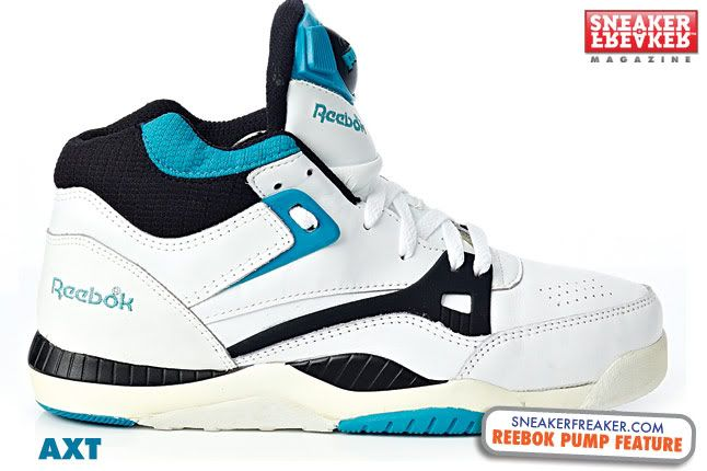 on sale b0ad7 0f3db Pump Reebok AXT Tenis Retro, Reebok, Escaparate, Entrenadores, Bomba, Tenis,
