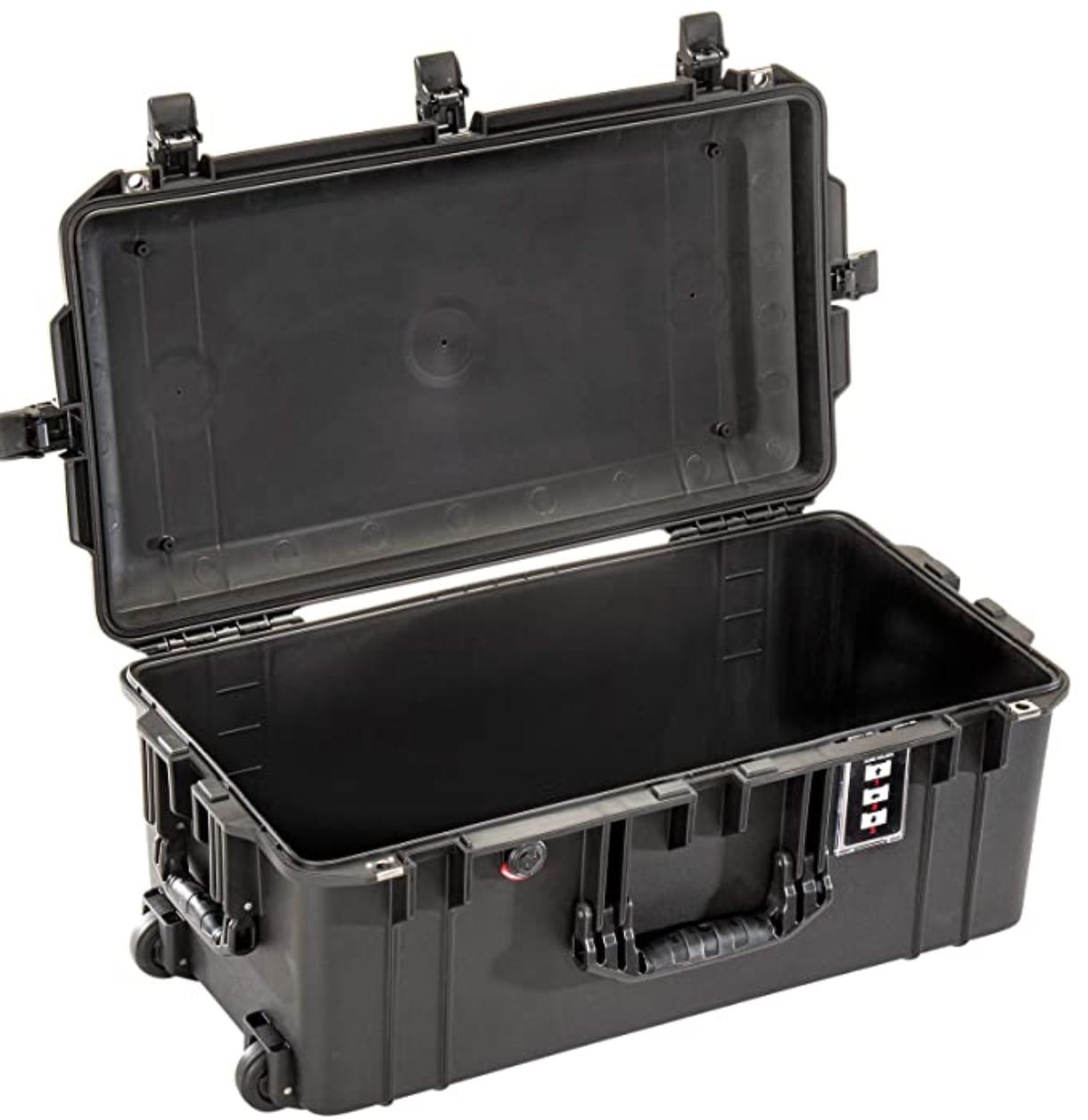 Review of Pelican Case 1606 Waterproof Dustproof Hard Case