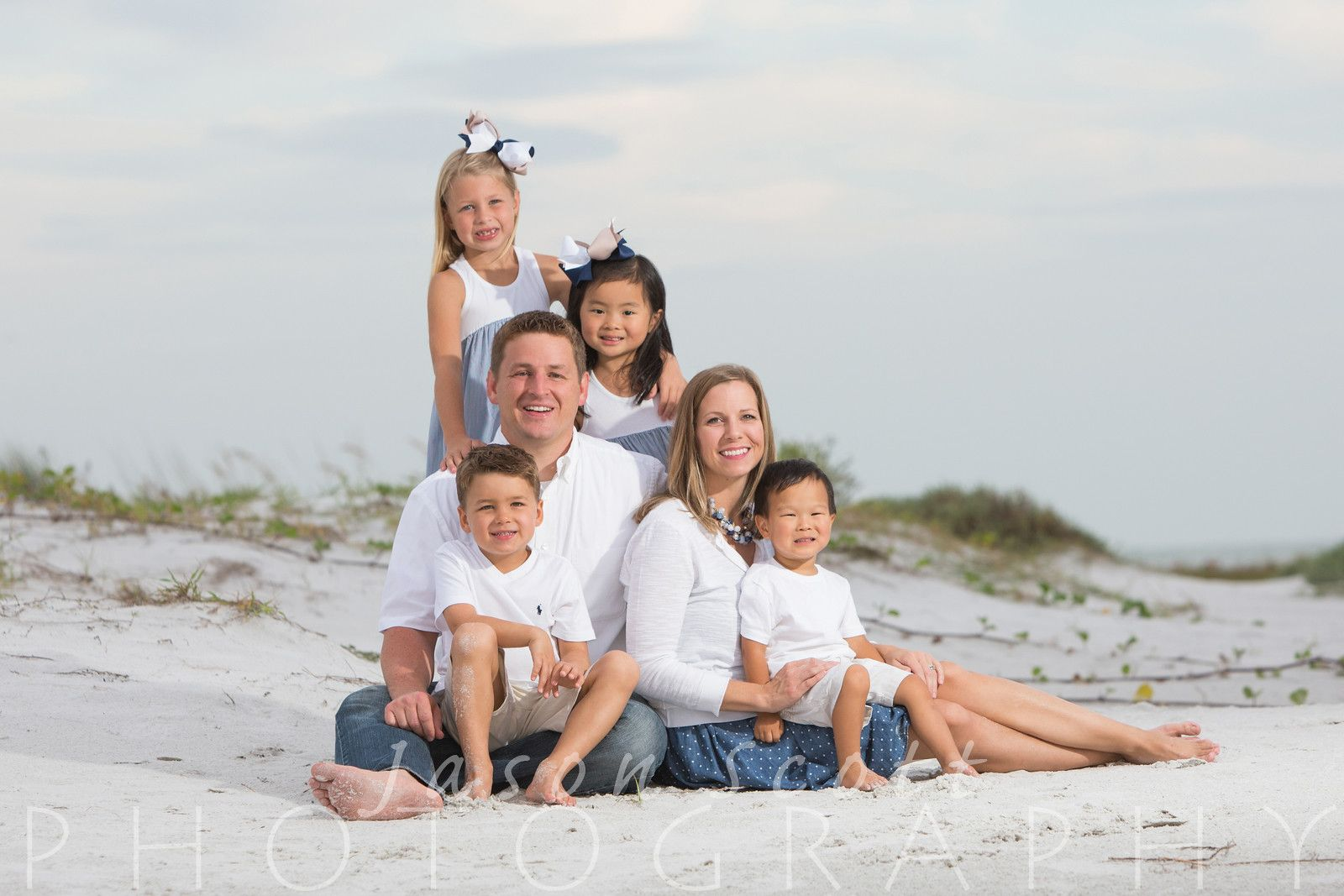 Siesta Key Beach Portraits   Family beach portraits, Beach ...
