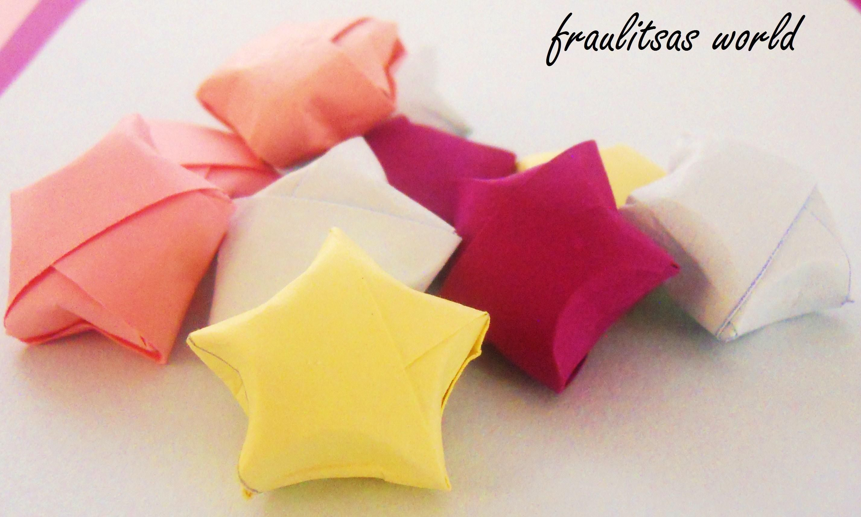 Little paper stars