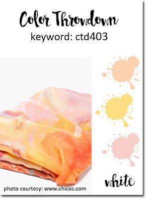 Color Throwdown #403