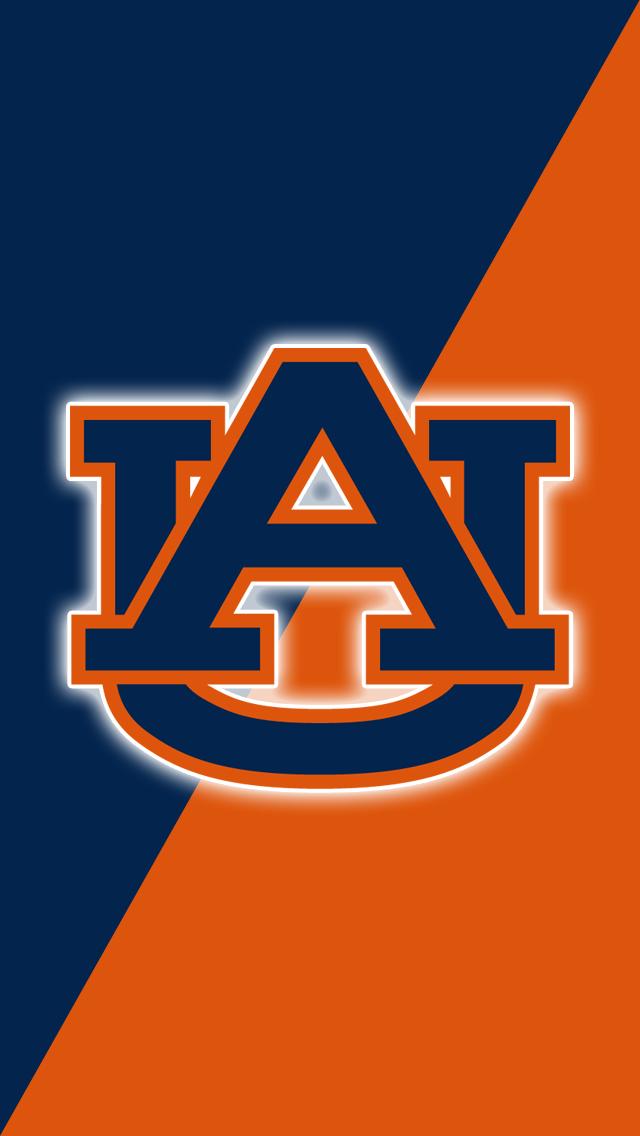 free auburn tigers iphone ipod touch wallpapers install in rh pinterest co uk Auburn University Football Logo Auburn Football Logo