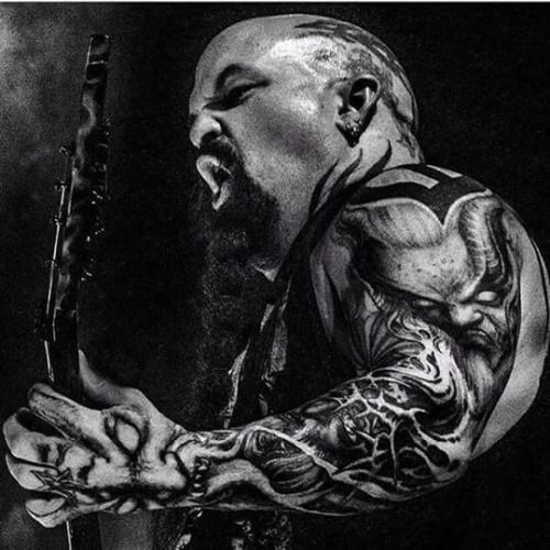 Pin By Kerry Eccles On Tattoos: Kerry King Tattoo - Hledat Googlem