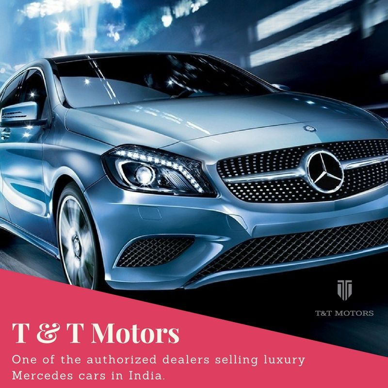 T And T Motors Is One Of The Authorized Dealers Selling Luxury