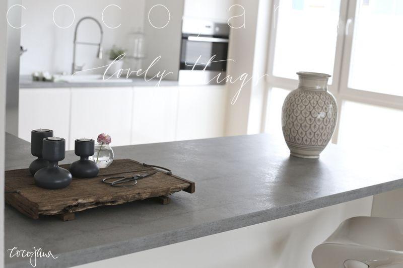 Küchenarbeitsplatte Betonoptik arbeitsplatte in betonoptik küche betonoptik