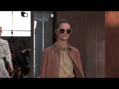 UNITED NATIONS FASHION WEEK AND AWARDS: Burberry Spring/Summer 2019