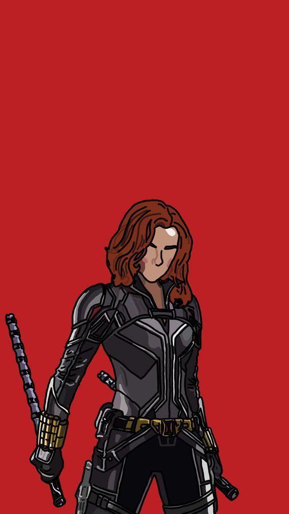 Black Widow Fan Art   EPIC GOODS