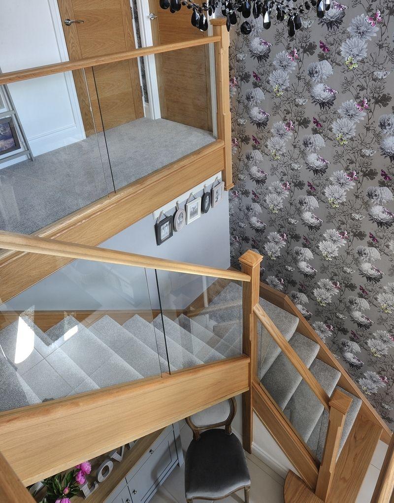 Best Nicola Roberts Green Customer Story Glass Staircase 400 x 300