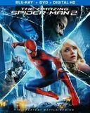 The Amazing Spider Man 2 3 Discs Includes Digital Copy Blu Ray Dvd 2014 Best Buy The Amazing Spiderman 2 Amazing Spiderman Amazing Spider