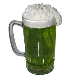 Green Beer Candle Recipe Candle Making Pinterest Candle Making Business Candle Making
