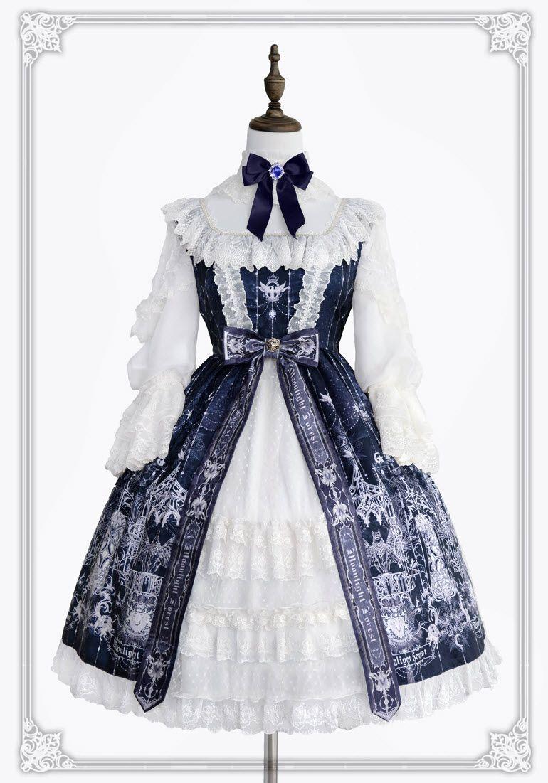 Váy Lolita - aquaman