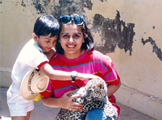 Ranbir Kapoor Kareena Childhood Pics