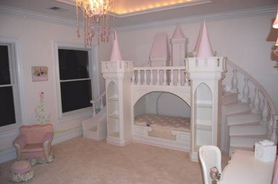 Princess Bed S Room