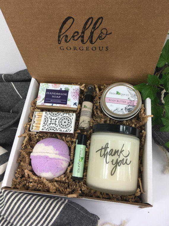 Employee Appreciation Gift Box Thank You Gift For Teacher