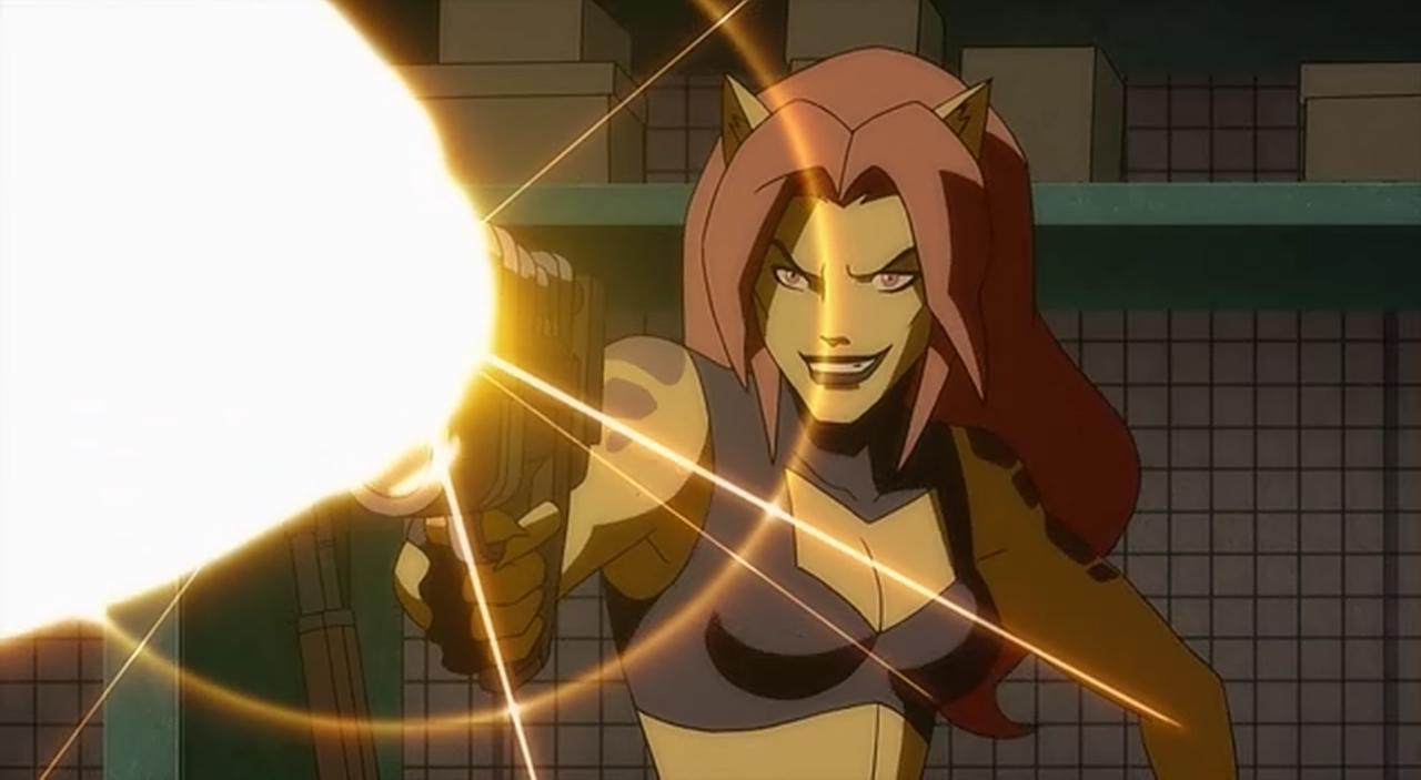 Cheetah Justice League Doom Cheetah Dc Doom Movie