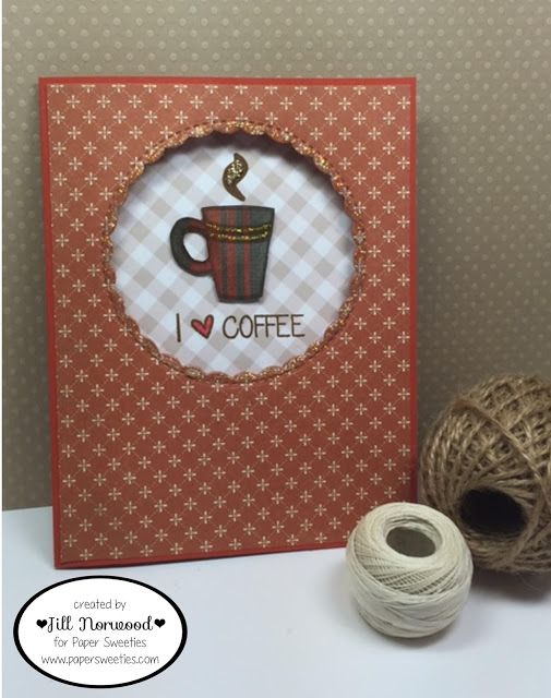 Greenwood Girl Cards Fall Coffee Lovers Blog Hop