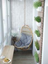 Photo of 36+ Comfy Apartment Balkon Dekorieren Ideen auf ein Budget # Wohnung #Balkon #Bu…