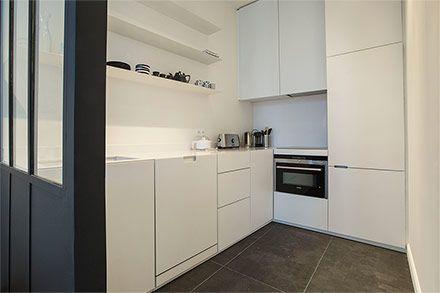 Superbe appartement meublé de 72 m2, situé Rue Saint André des Arts