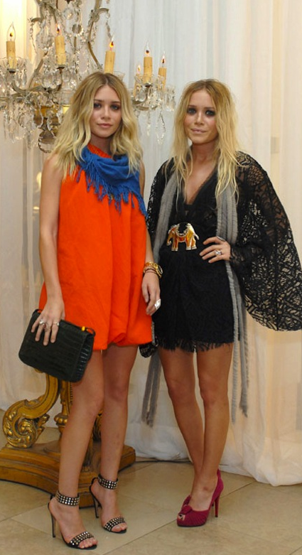 H O T Damsel In Dior Olsen Twins Style Fashion Olsen Fashion