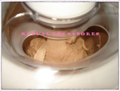Ritual dos Sabores: Gelado de Nutella