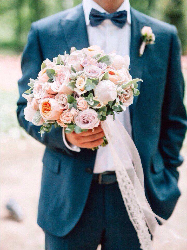 Букет невесты Свадебные букеты, Каскадный букет, Букет