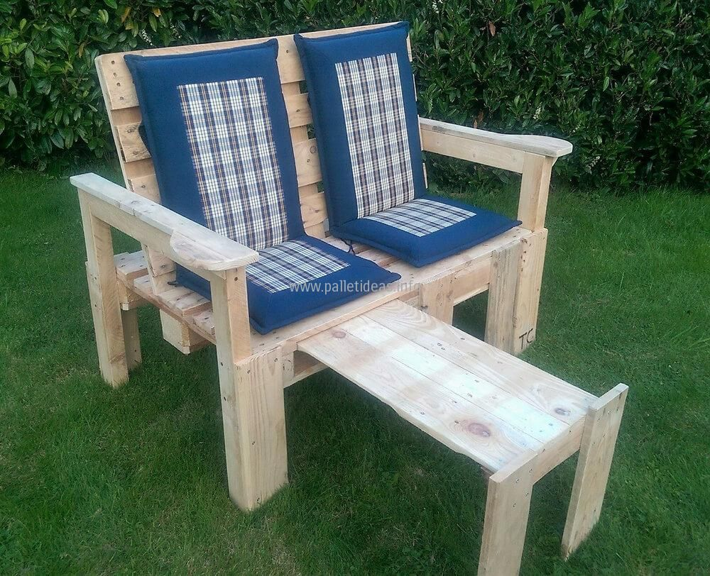 repurposed pallets wooden bench repurposed pallets wooden