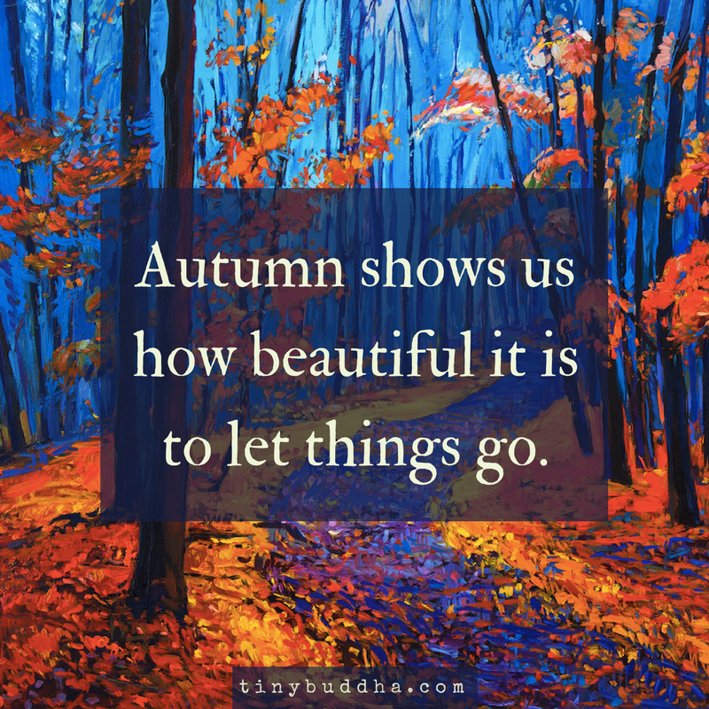 Image result for buddhist quotes on autumn