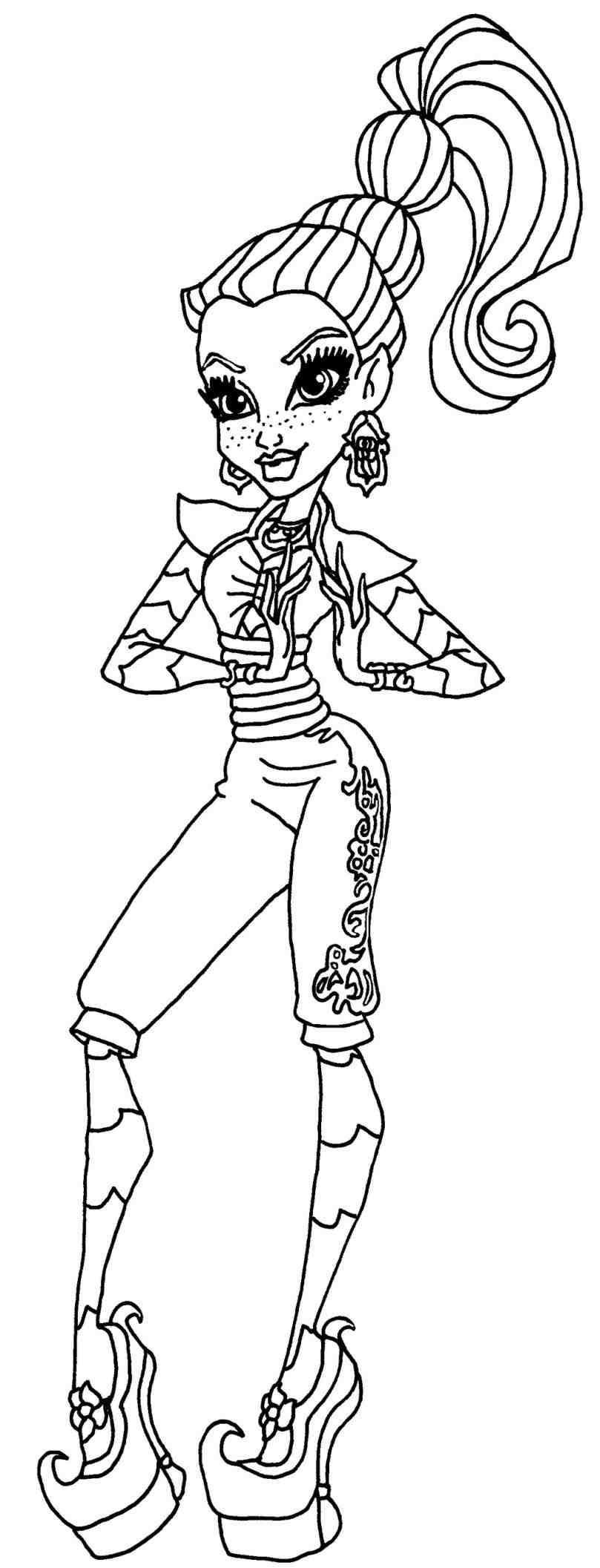 new post monster high christmas coloring pages trendingchemineewebsite