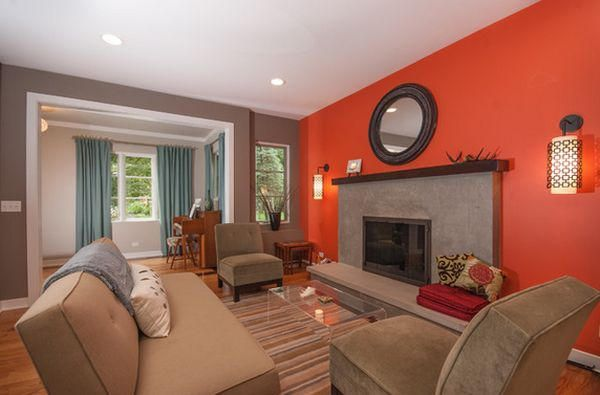 Living Room Paint Colors With Tan Furniture 2015 Burnt Orange Living Room Accent Walls In Living Room Teal Living Rooms