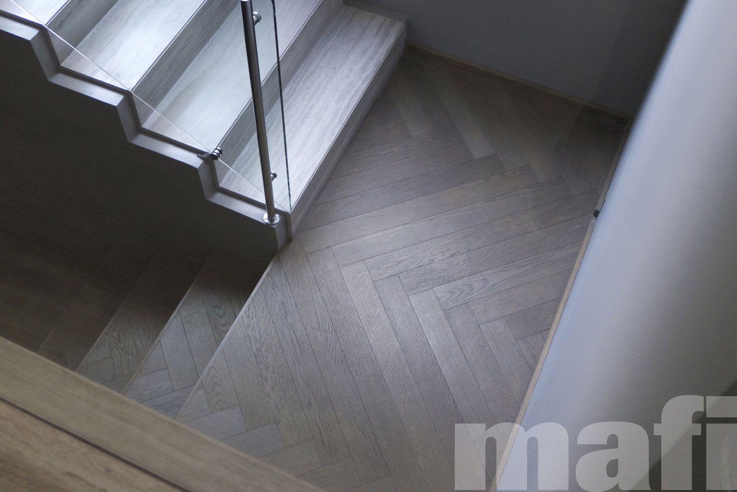 Timber Stairs I All Natural Timber I Custom Built I Mafi