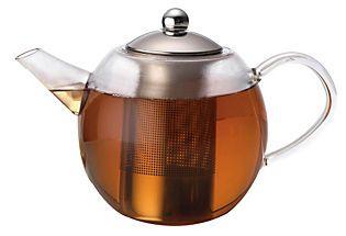 Bonjour! tea anyone?