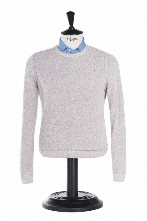 Boucle Sweater by Paul Taylor