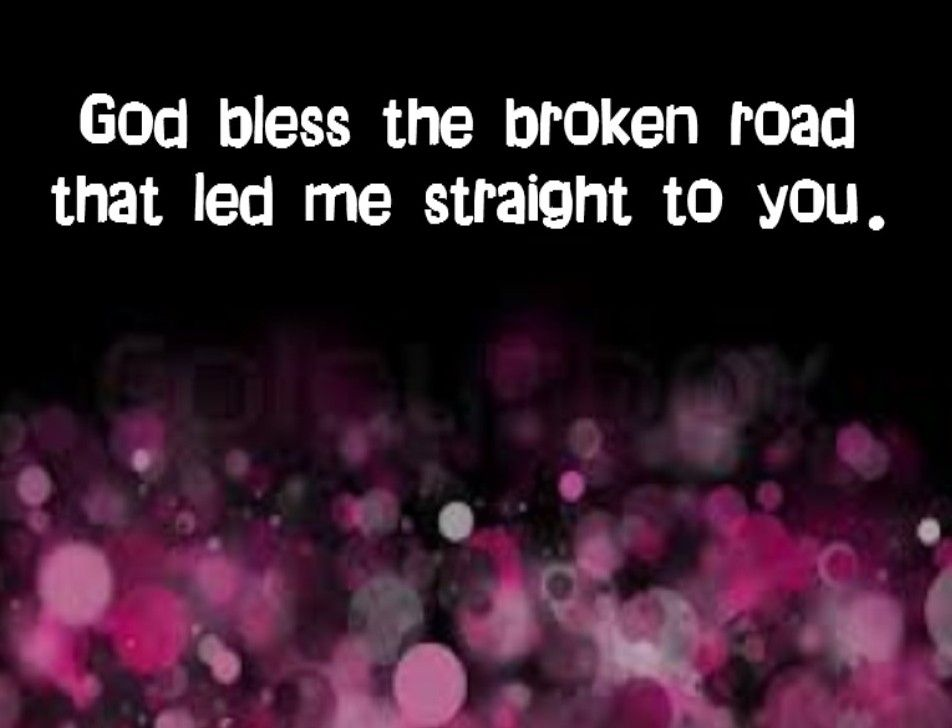 Rascal Flatts - God Bless The Broken Road - song lyrics, song ...