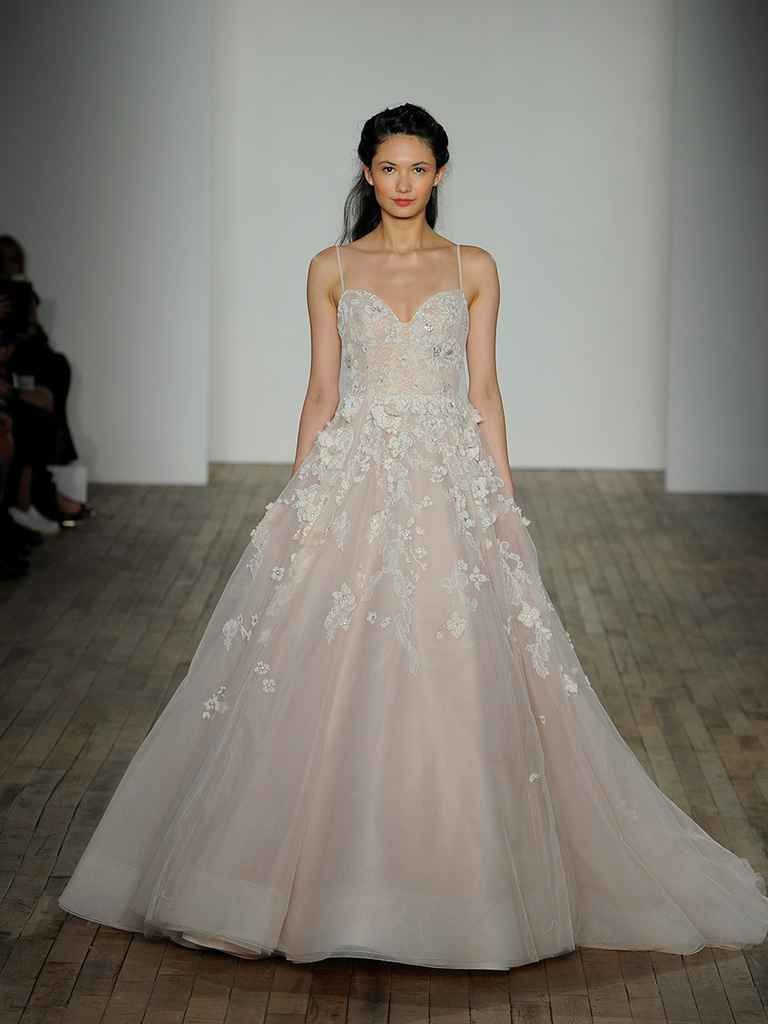 Hayley Paige Fall 2018: Red Carpet Romance   Hayley paige, Tulle ...